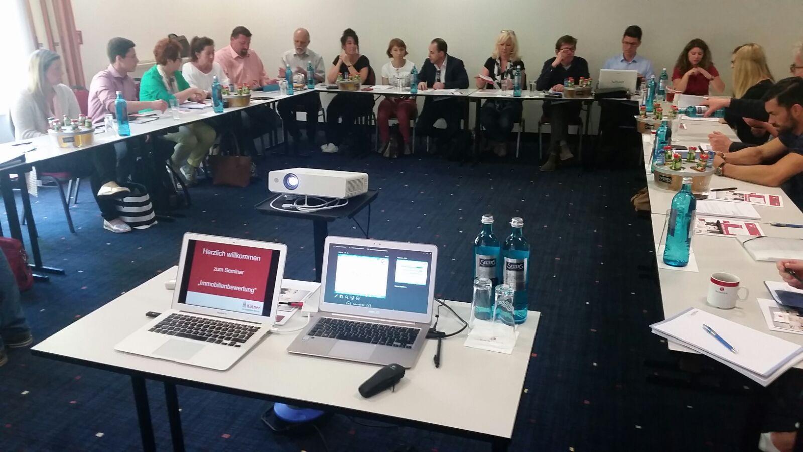 Kölner Immobilienbörse Seminar Immobilienbewertung 2016 Köln