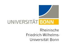 Universität Bonn Logo Lehrauftrag Immobilienbewertung Dr Haack